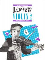 Jazzy Violin 2 With CD - For Young Players Sheet Music