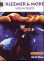 Klezmer Violin Duets - World Music Book Sheet Music
