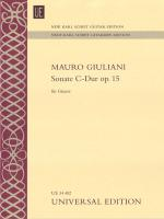 Sonata In C Major Opus 15 - Fur Gitarre Sheet Music