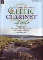 Celtic Clarinet Duets Sheet Music