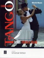Tango - For Violin & Piano Sheet Music