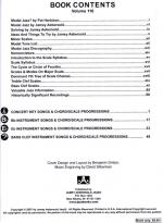 Volume 116 - Miles of Modes Sheet Music