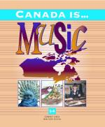 Canada Is... Music, Grade 3-4 (2000 Edition) - 9 CDs Sheet Music