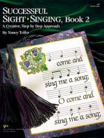 Successful Sight- Singing, Book 2 - Teacher's Ed. Sheet Music