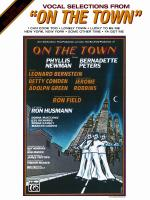 On the Town: Vocal Selections - Book Sheet Music
