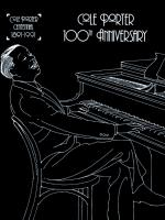 Cole Porter: 100th Anniversary - Book Sheet Music