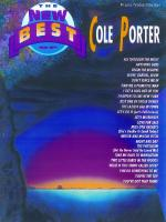 The New Best of Cole Porter - Book Sheet Music