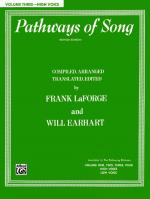 Pathways Of Song, Volume 4 - Book Sheet Music
