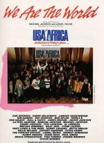 We Are the World (USA for Africa) - Sheet Music Sheet Music