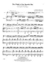 The Flight Of The Bumble Bee - SOLO PART WITH PIANO REDUCTION Sheet Music