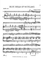 Blue Bells Of Scotland - SOLO PART WITH PIANO REDUCTION Sheet Music