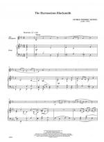 The Harmonious Blacksmith - SCORE AND AUDIO CD Sheet Music