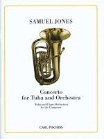 Concerto For Tuba And Orchestra - SET OF PARTS Sheet Music