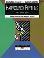 Harmonized Rhythms - Bb Clar. Sheet Music