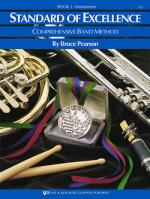 Standard Of Excellence Book 2, Drums / Mallet Percussion Sheet Music