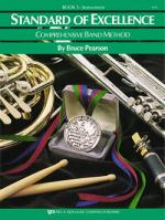 Standard Of Excellence Book 3, Drums / Mallet Percussion Sheet Music