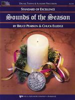 Standard Of Excellence: Sounds Of The Season - Drums / Timpani And Auxiliary Percussion Sheet Music