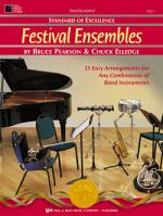 Standard Of Excellence: Festival Ensembles, Book 1 - Drums, Timpani And Aux Percussion Sheet Music