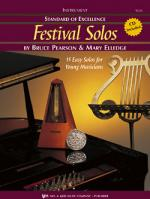 Standard Of Excellence: Festival Solos, Book 1 - Snare Drums And Mallet Percussion Sheet Music