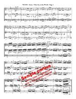 Variations On Joy To The World (Trio) Sheet Music