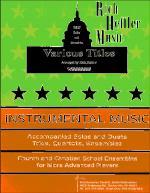 Joyful, Joyful We Adore Thee (Quartet) Sheet Music