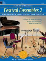 Standard Of Excellence: Festival Ensembles, Book 2 - Oboe Sheet Music