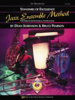Standard Of Excellence Jazz Ensemble Method, 1st Trumpet Sheet Music