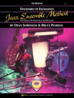 Standard Of Excellence Jazz Ensemble Method, 1st Tenor Saxophone Sheet Music