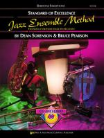 Standard Of Excellence Jazz Ensemble Method, Baritone Saxophone Sheet Music