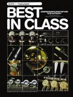 Best In Class, Book 1 - BBb Tuba Baritone Clef Sheet Music