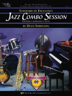 Standard Of Excellence Jazz Combo Session - Flute Sheet Music