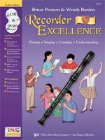 Recorder Excellence Teacher Edition Sheet Music