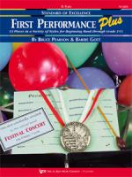 First Performance Plus - E - flat Tuba Sheet Music