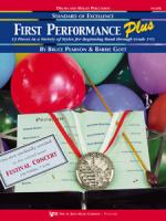 First Performance Plus - Drums And Mallet Percussion Sheet Music