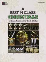 A Best In Class Christmas - BBb Tuba Treble Clef Sheet Music Sheet Music