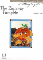 The Runaway Pumpkin Sheet Music Sheet Music