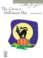 The Cat In A Halloween Hat Sheet Music Sheet Music
