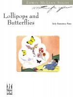 Lollipops And Butterflies Sheet Music Sheet Music