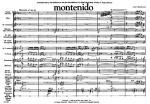 Montenido Sheet Music