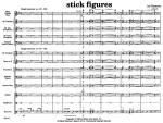 Stick Figures Sheet Music