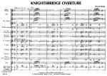 Knightsbridge Overture Sheet Music
