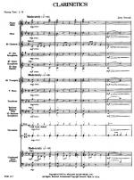Clarinetics Sheet Music