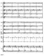 Christmas Bell Carol Extra score Sheet Music
