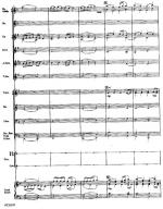 Modal Song And Dance Extra score Sheet Music