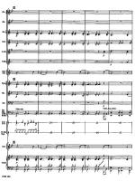 Ballad For Trumpet Extra score Sheet Music