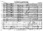 Classical Showcase Sheet Music