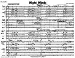 Night Winds Sheet Music
