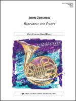Barcarole For Flutes Sheet Music
