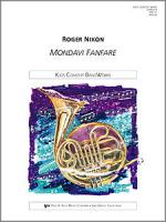 Mondavi Fanfare Sheet Music