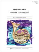 Fanfare For Freedom Sheet Music